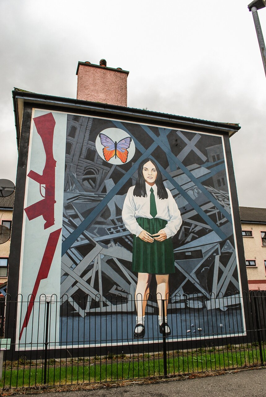 Photographies De The Bogside Derry